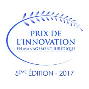 Le prix de l'innovation 2017
