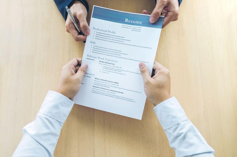 Ce que doit être un CV, comment réussir votre recherche d'emploi : Le guide du candidat.