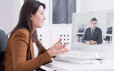 Mode d'emploi du recrutement par visioconférence