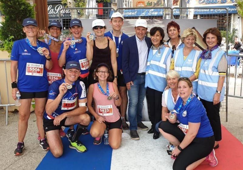 2019 – Challenge solidarité – Semi-Marathon de Salon de Provence