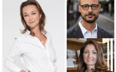 Podcast – Laure Lavorel, Présidente Cercle Montesquieu : Les directions juridiques dans l'oeil du cyclone.