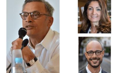 Podcast – Eric-Jean Garcia, Professeur Affilié à Sciences Po Executive Education : Repenser son éco système au travail.